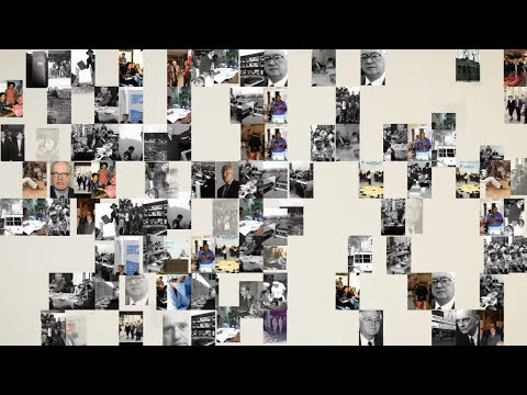 90 Jahre Friedrich-Ebert-Stiftung