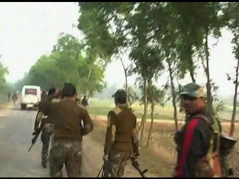Bombing and firing among two TMC groups in Birbhum district