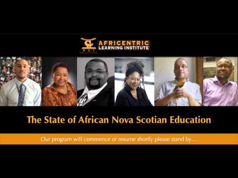 The State of African Nova Scotian Education