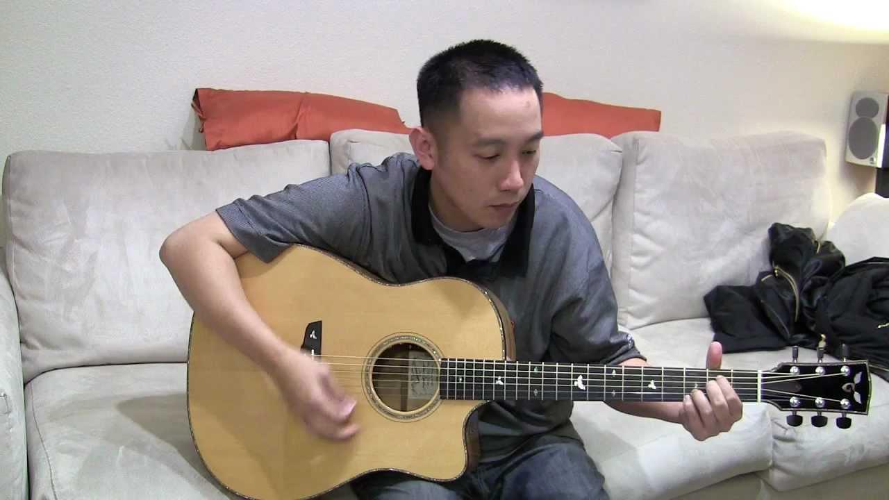 Sovereign Chris Tomlin Key Of G Rgc Worship Caleb Chao