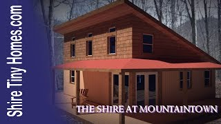 Tiny Homes In Ellijay Ga | The Shire At Mountaintown
