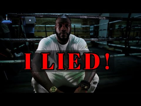 Deontay Wilder LIED [WATCH THIS BEFORE WILDER VS. FURY 2]