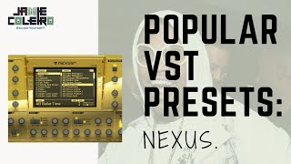 A$AP Ferg - Work   Nexus Önceden + MIDI   [bu MAS Hazır Buldum #1]