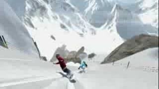 Shaun White Snowboarding: Road Trip (Wii) GC Trailer