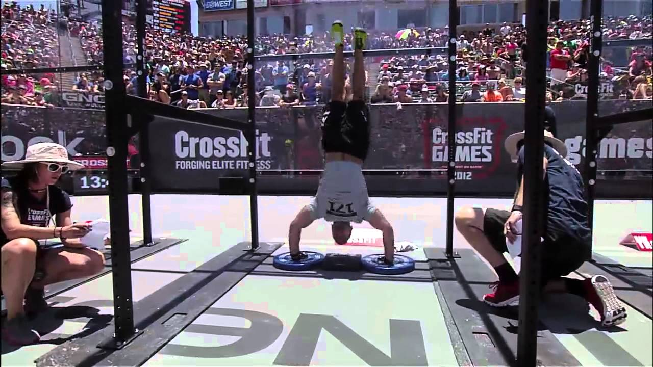 2012 Crossfit Games The Girls Team Final Youtube