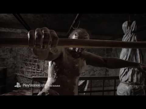 Resident Evil 7 biohazard Trailer   PS4  PSVR Poster