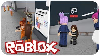HITTING WITH SUBSCRIBERS ? PRISON LIFE ROBLOX SRTALULY