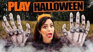 DULCES Y JUGUETES RAROS de Halloween 🎃 PLAY! SandraCiresArt