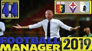VIETATO SMETTERE DI SOGNARE ⏩ Football Manager 2019 #44