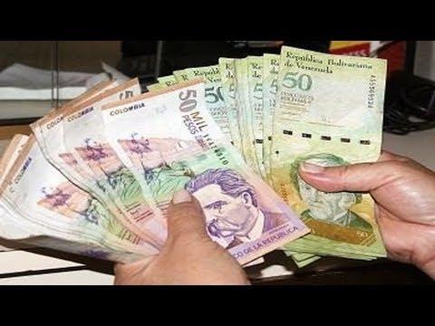 Como Cambiar Bolivares A Pesos Colombianos Y DÓlares 2017 Coronado El Chino