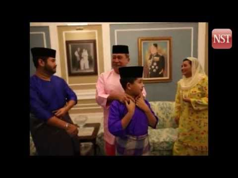 Johor Royal Family prepares to welcome Syawal