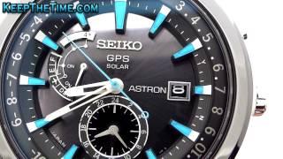 SEIKO Astron GPS SAST009 Solar Watch