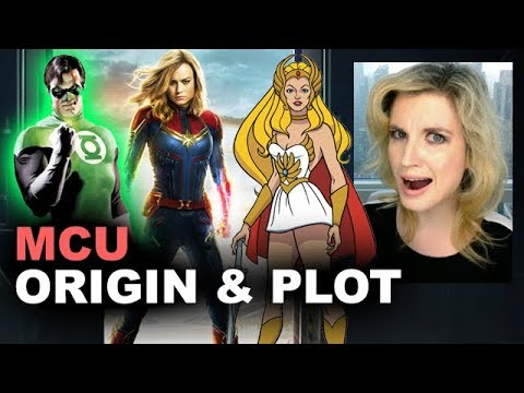 Captain Marvel Movie Origin & Plot