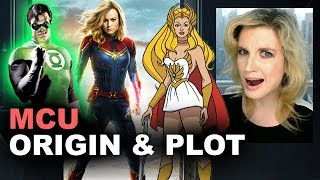 Captain Marvel Movie Origin & Plot