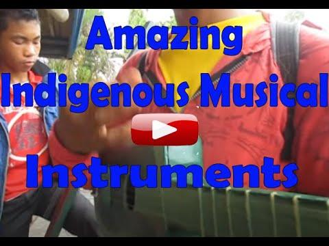 Indeginous Original  Musical  Instruments Christmas Songs