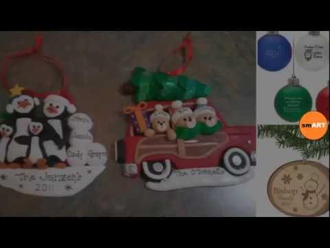 Custom Christmas Ornaments - Antique Christmas Ornaments