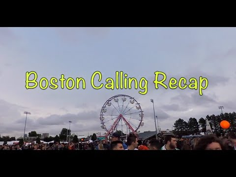Harvard Radio's Ultimate Boston Calling Recap!
