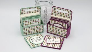 Share What You Love - 3x3 Cards And Holder