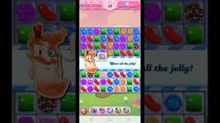Level 1665 Candy Crush Saga
