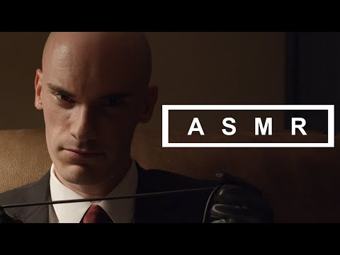 [ASMR] HITMAN: The Relaxation Contract - A Binaural Agent 47 Role Play