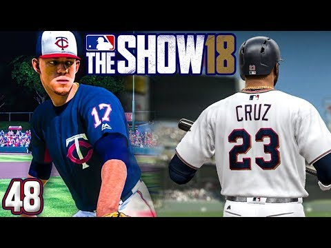 MLB The Show 18 Franchise - SPRING TRAINING LIVE (HOME RUNS GALORE!) Ep.48