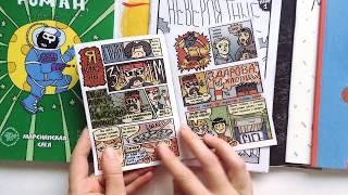 Как нарисовать комикс. Урок 1 ~ NorthxCarolina