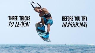 Kiteboarding: 3 Tricks t๐ Learn Before You Start Unhooking!
