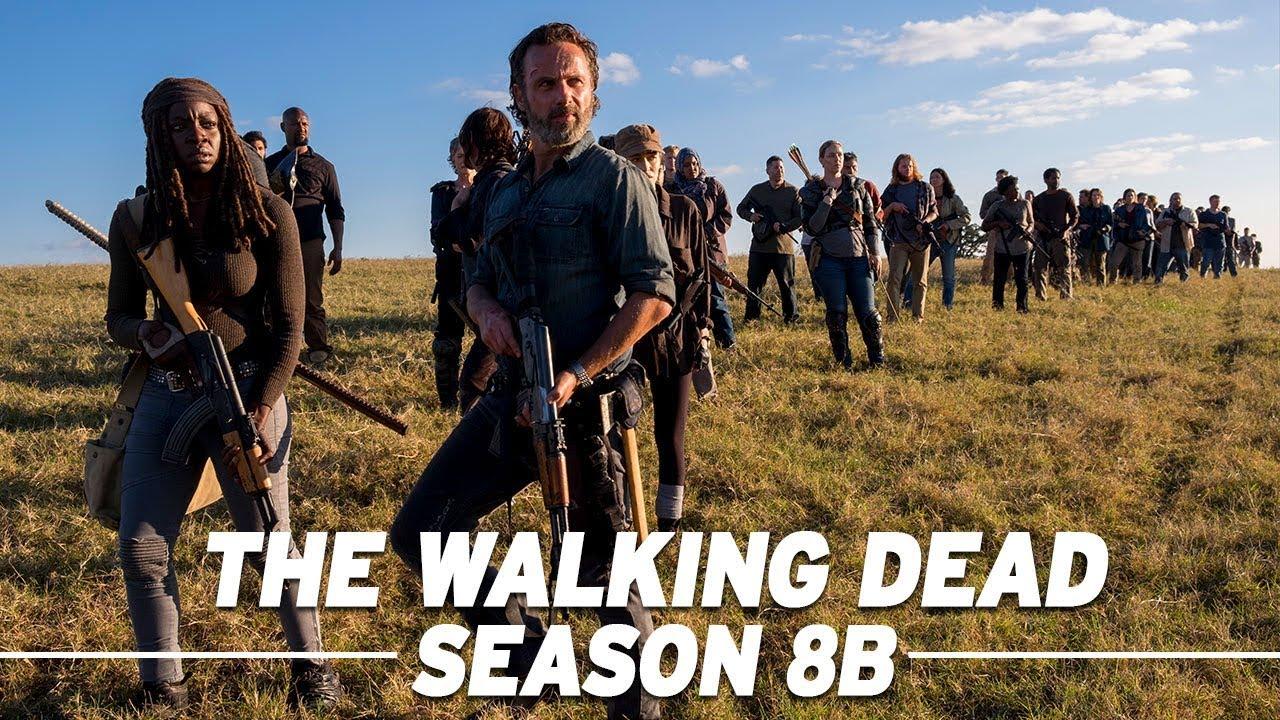 Download The Walking Dead Season 8B Rundown