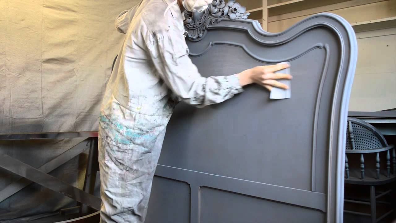 How to paint with lacquer  YouTube