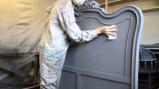 How To Paint With Lacquer