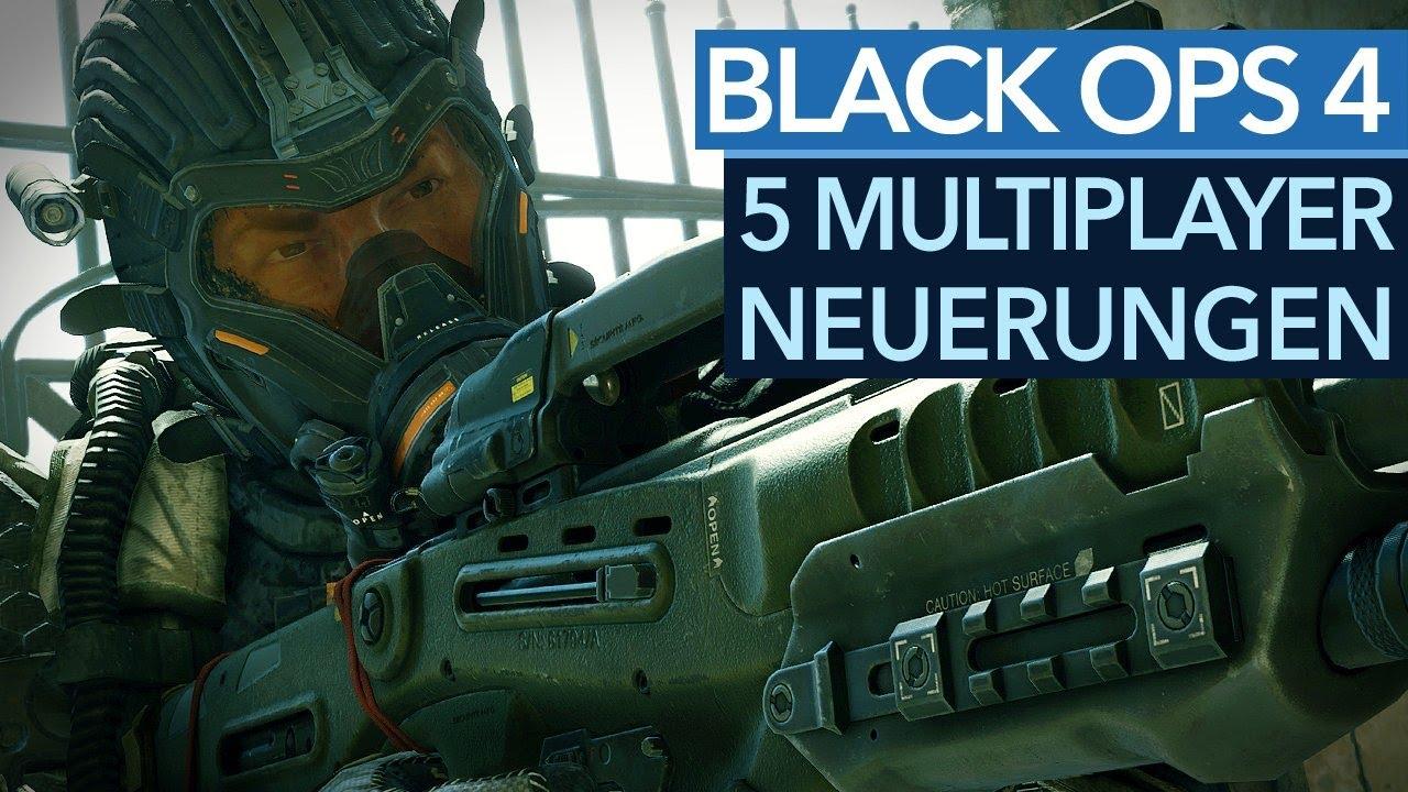 5 Wichtige Neuerungen Im Multiplayer Von Call Of Duty