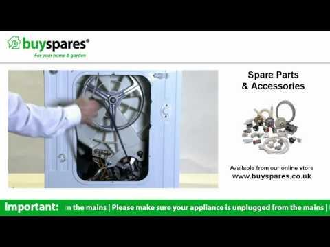 change washing machine belt