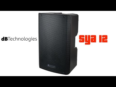 Обзор DB Technologies SYA12