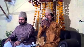 Durood & naat: Aaj ashk mere by Waseem Wasi and Syed Zabeeb Masood
