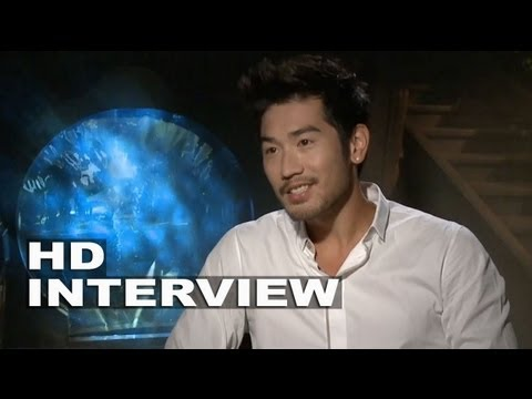 The Mortal Instruments: City of Bones: Godfrey Gao