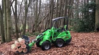 woodland thinning