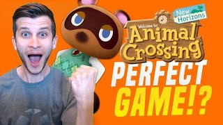 Did Animal Crossing CHANGE My Life?! (3 MONTHS IN New Horizons Review)