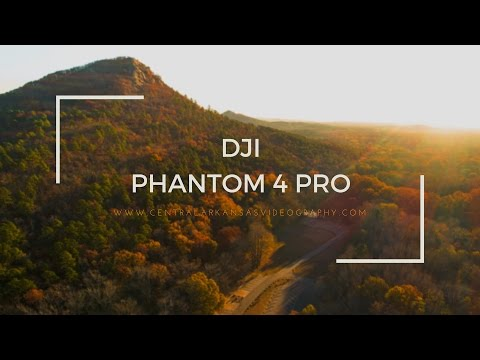 DJI Phantom 4 Pro // First bits of footage (and first time flying a drone!)