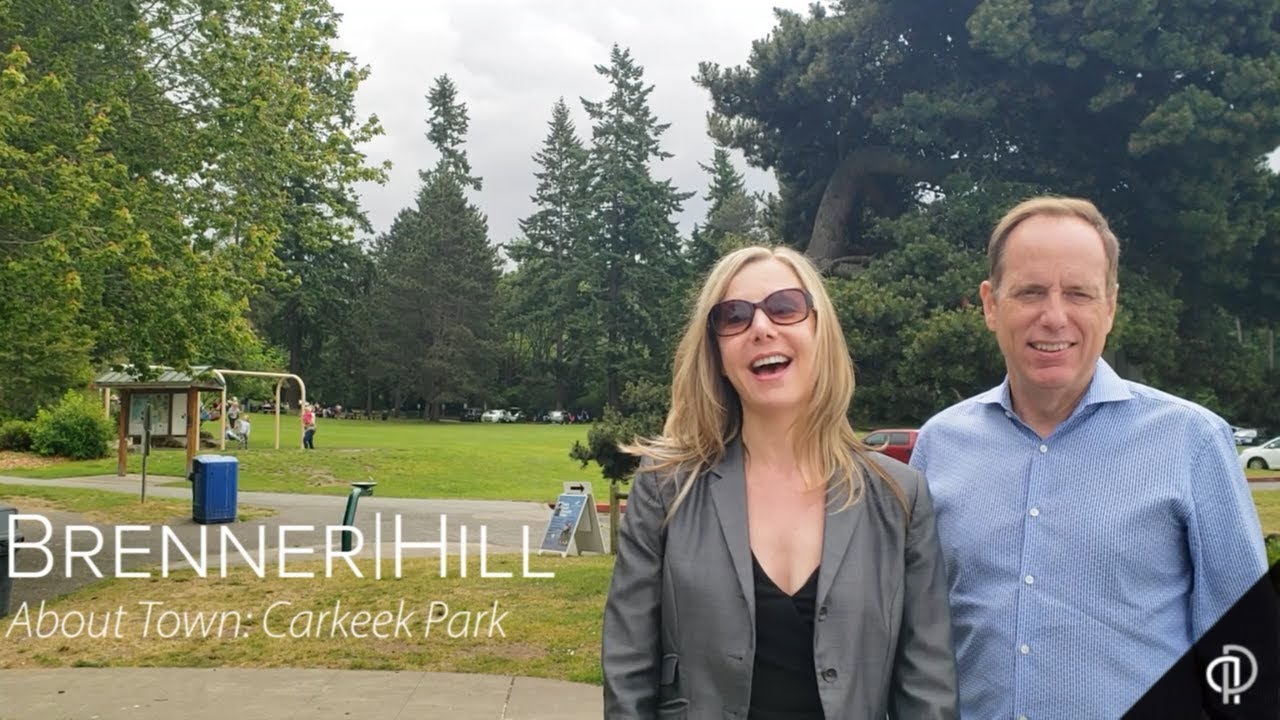 About Town: Carkeek Park | Brenner|Hill
