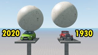 Unconventional crash testing methods - beamng drive | Car Pal