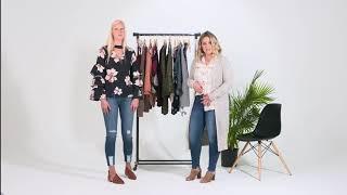How to Wear Sweaters Year Round - SCHEELS Style Series
