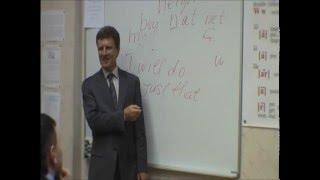 видео Курсы английского языка с носителем в центре Москвы