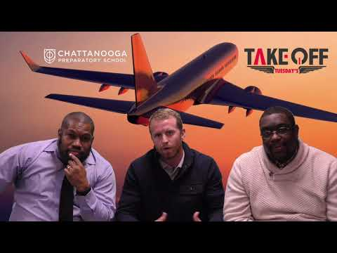 Take Off Tuesday's with Chattanooga Prep Head Master Tim Gerrish