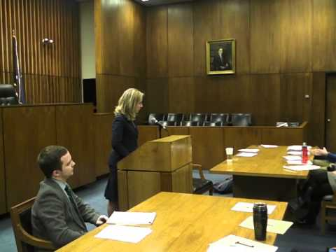 Brooklyn Law School - Appellate Advocacy Division Demonstration