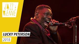 Lucky Peterson - Jazz à Vienne 2018 - Live