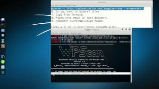Wordpress Hacking (Penetration Testing Using WP Scan & Kali Linux)