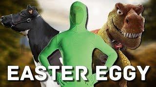 Šílené easter eggy v novém Just Cause 4!