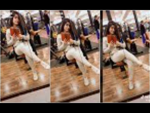 Mere Dil Ka Le Gaye Chain Wo Jackie Chan Ka Fan| Tik Tok Musically Dance | The Grumpy Penguin
