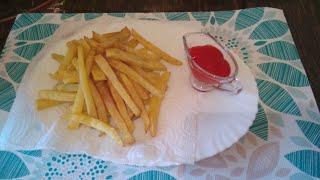 Картошка фри Как приготовить картошку фри дома