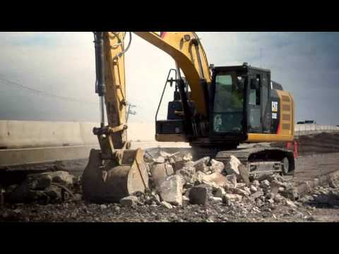 Cat® 320E Heavy Counterweight Model | Dig & Load Heavy Material